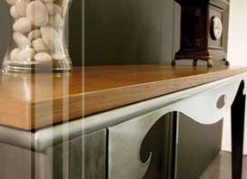 Fabricante de mueble metálico para la decoración - Arca Arte ...